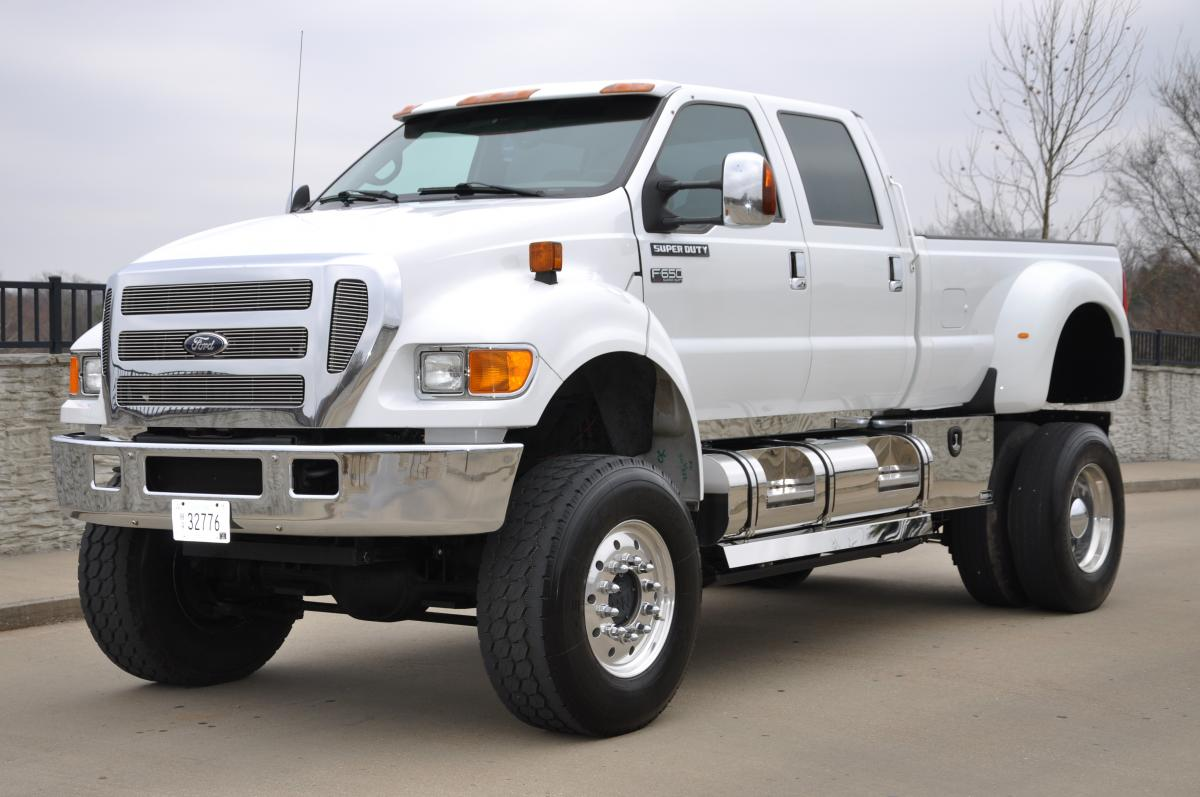 2007 Ford F-650 Photos, Informations, Articles ...