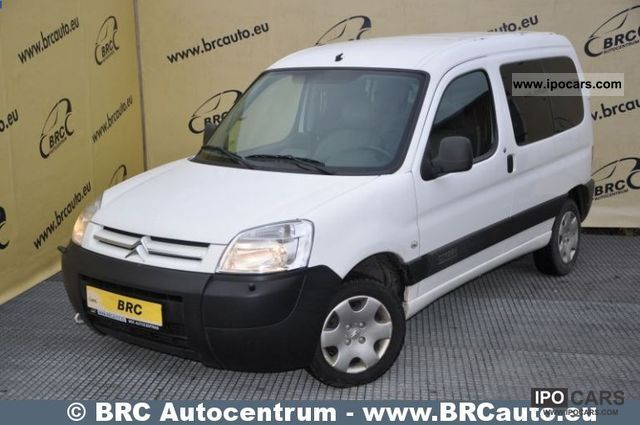 2007 Citroen Berlingo #2