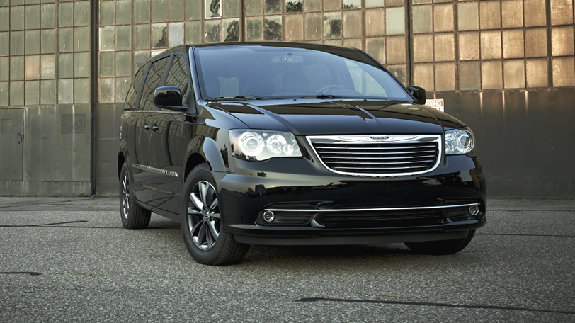 2014 Chrysler Town And Country #15