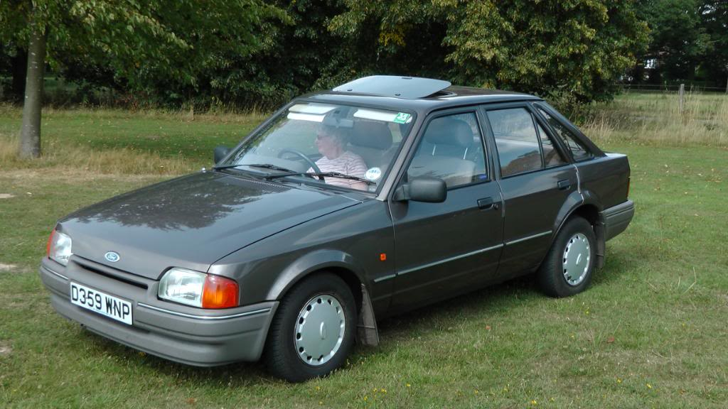 1986 Ford Orion #9