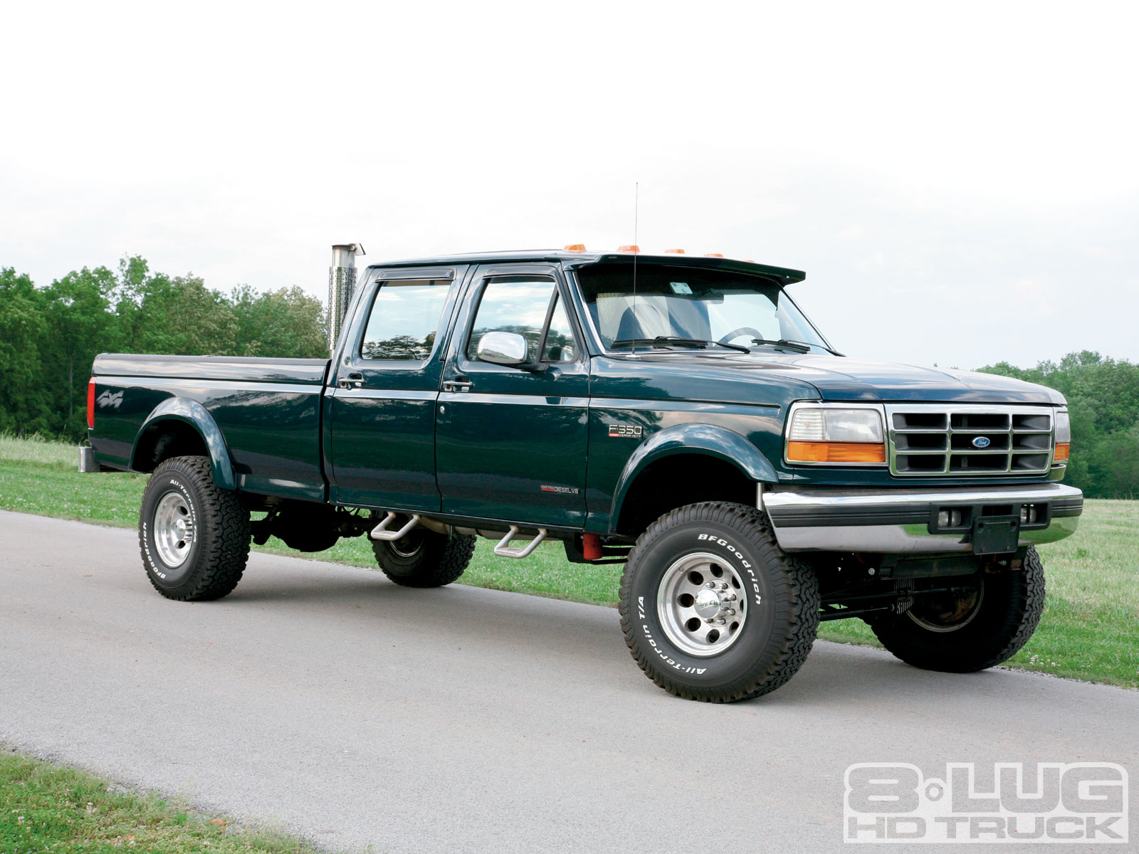 1996 Ford F-350 #3