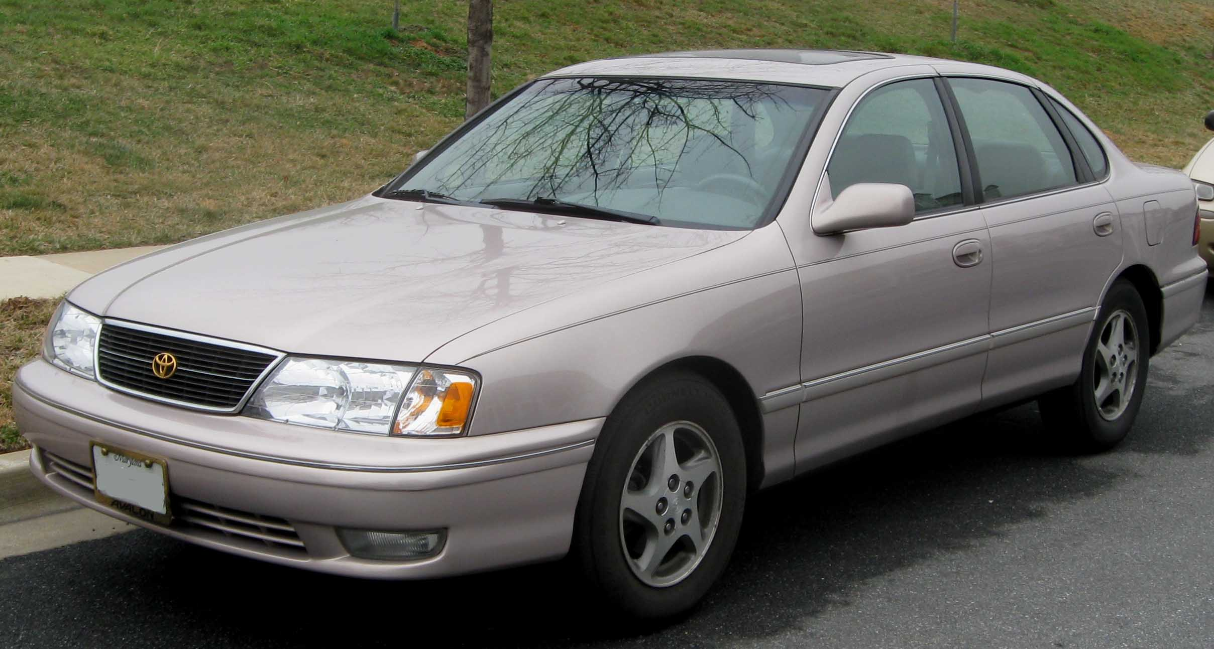 1999 Toyota Avalon Photos Informations Articles