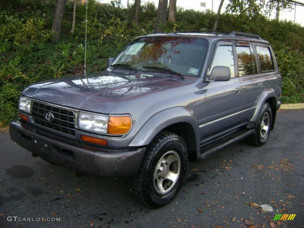 1995 Toyota Land Cruiser #8