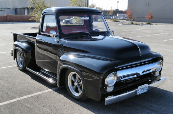 1955 Ford F #5