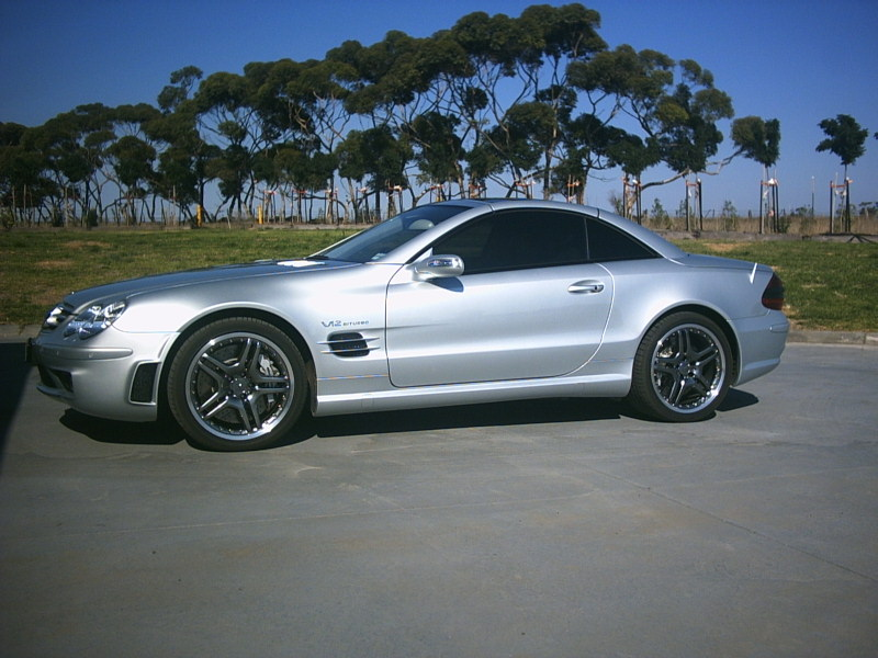 2006 Mercedes-Benz SL #6