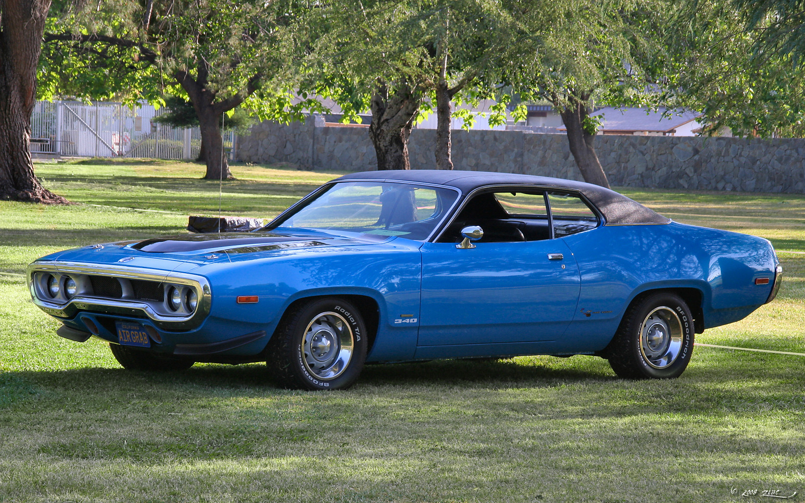 Plymouth Road Runner #12
