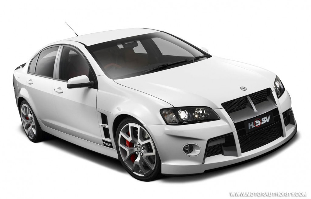 Holden HSV #2