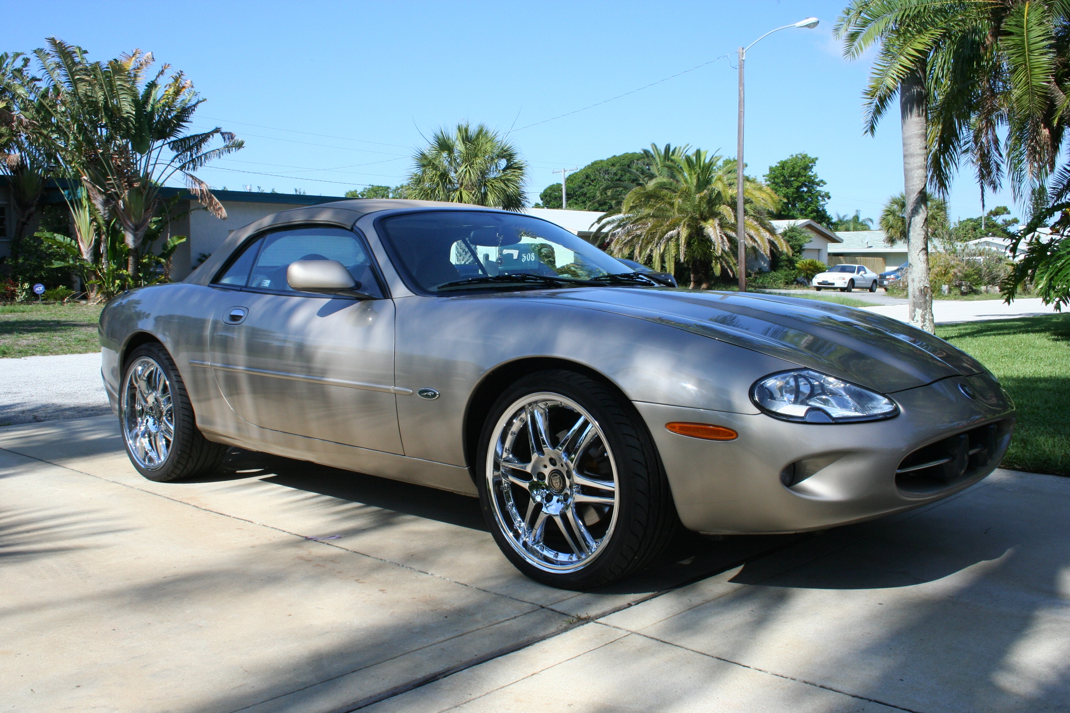 1998 Jaguar Xk-series #12