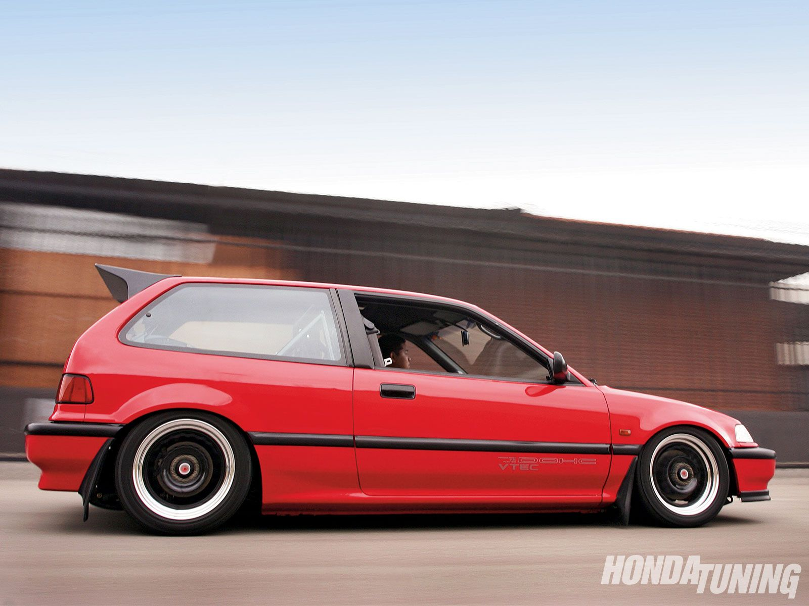1990 Honda Civic #1