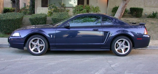 2001 Ford Mustang #15
