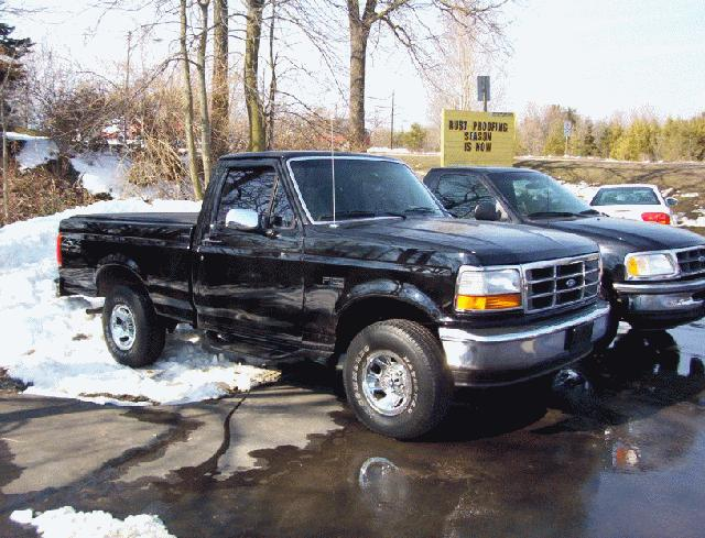 1996 Ford F-150 #5