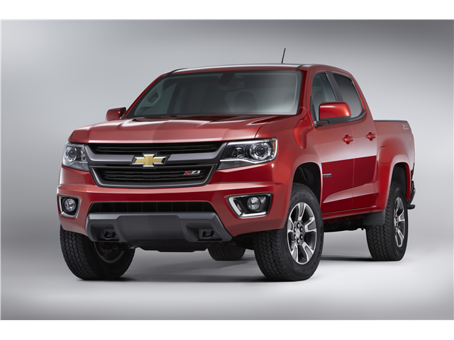 Chevrolet Colorado #3