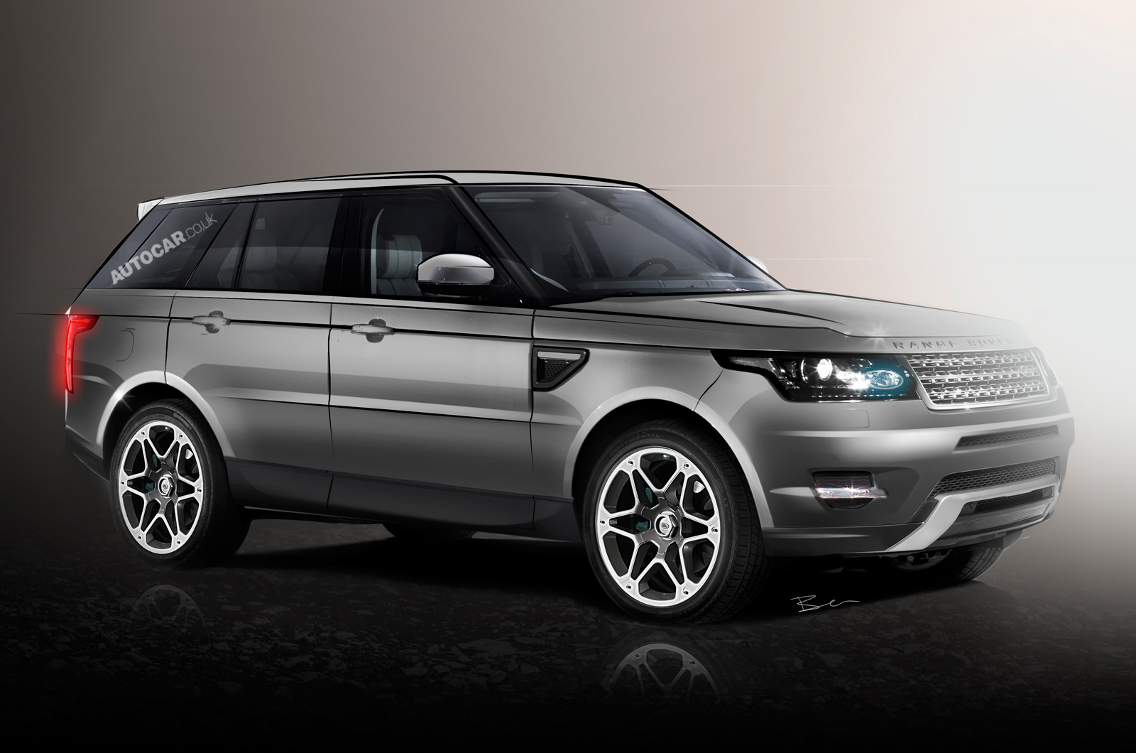 Land Rover ALL-NEW Range Rover #11