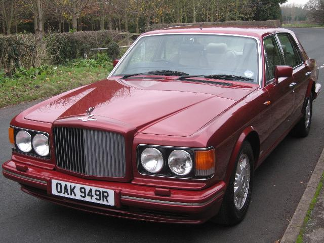 1994 Bentley Turbo #13