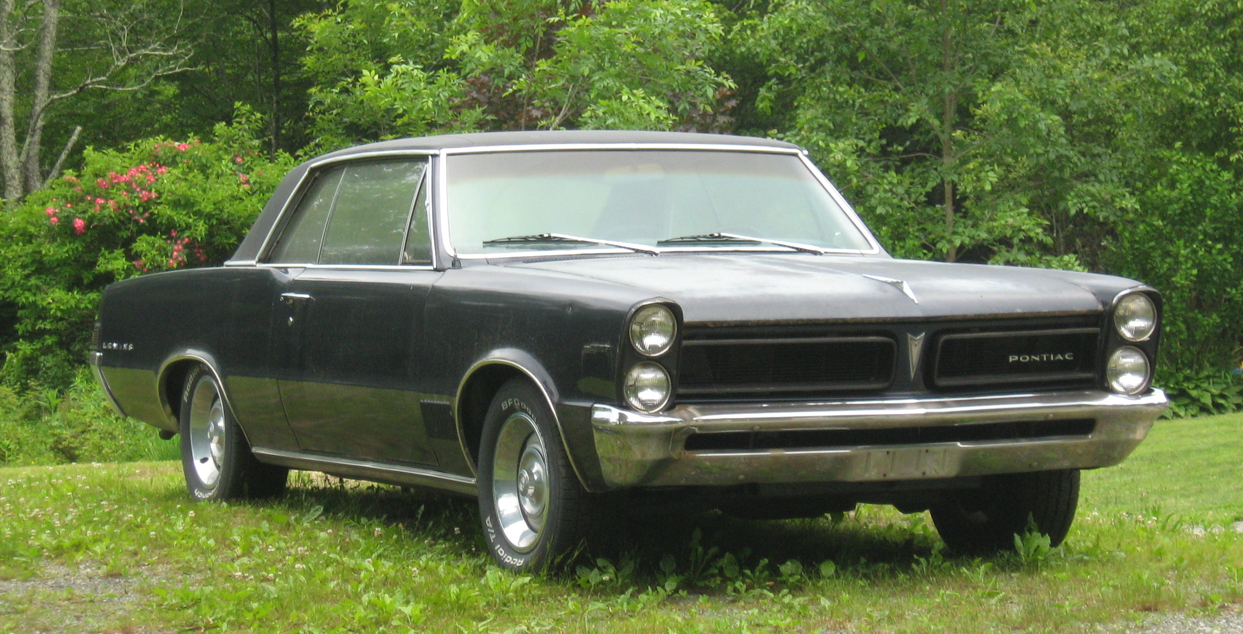 1963 pontiac tempest photos informations articles bestcarmag com