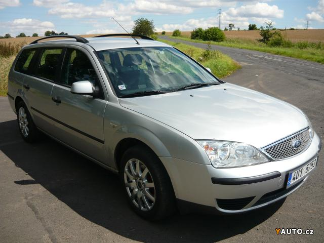 2004 Ford Mondeo #13