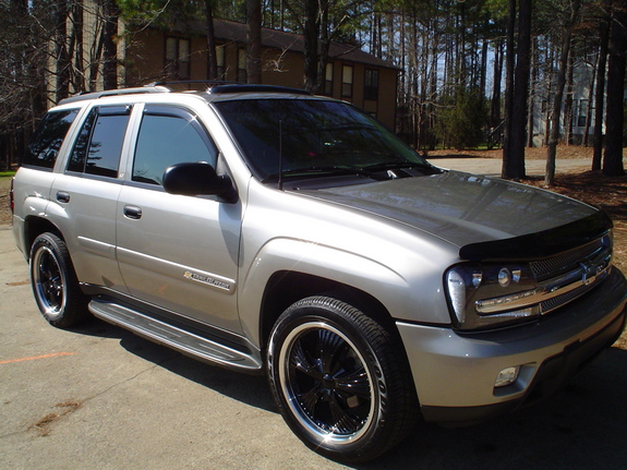 2003 Chevrolet Trailblazer #10