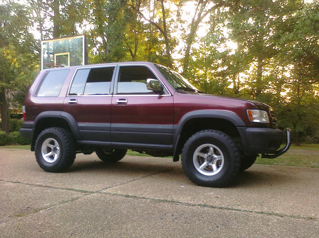 2001 Isuzu Trooper #3