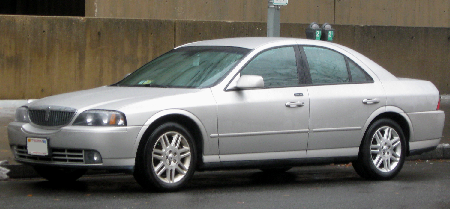 Lincoln Ls #15