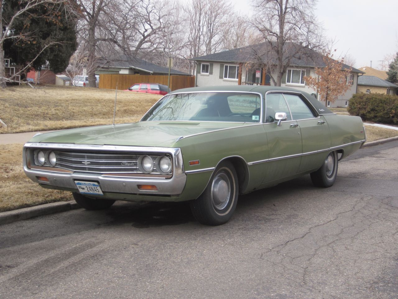 1971 Chrysler Newport #2