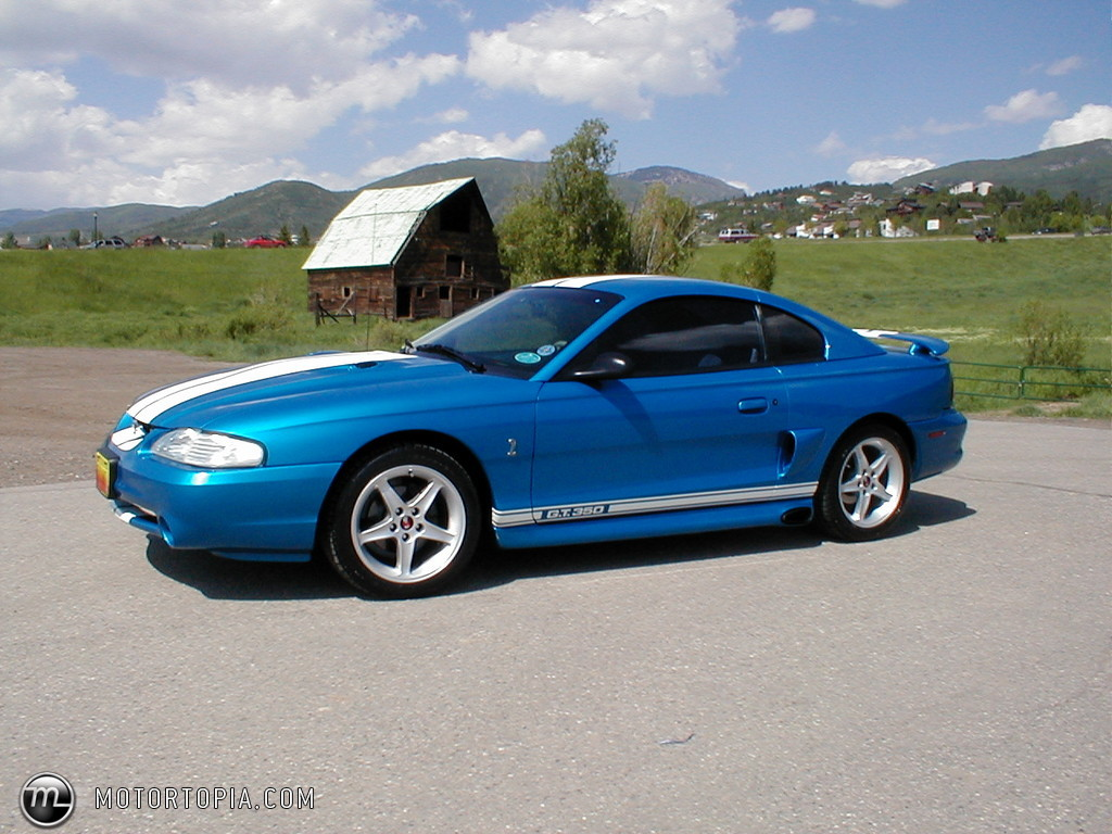 1998 Ford Mustang #15