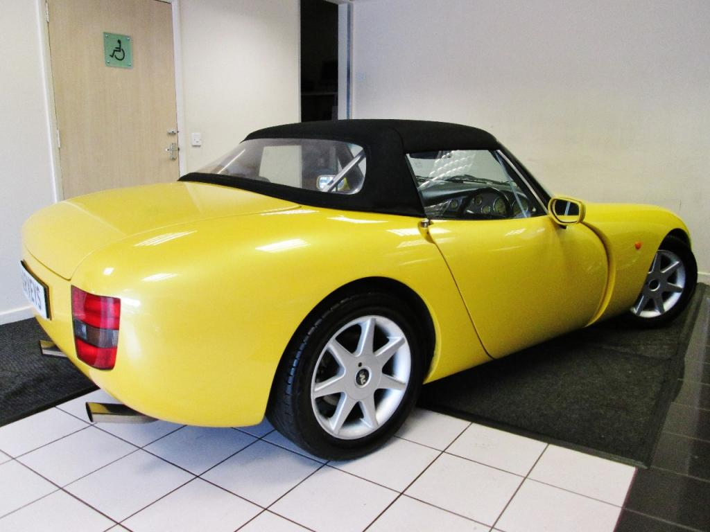 1998 TVR Griffith #13