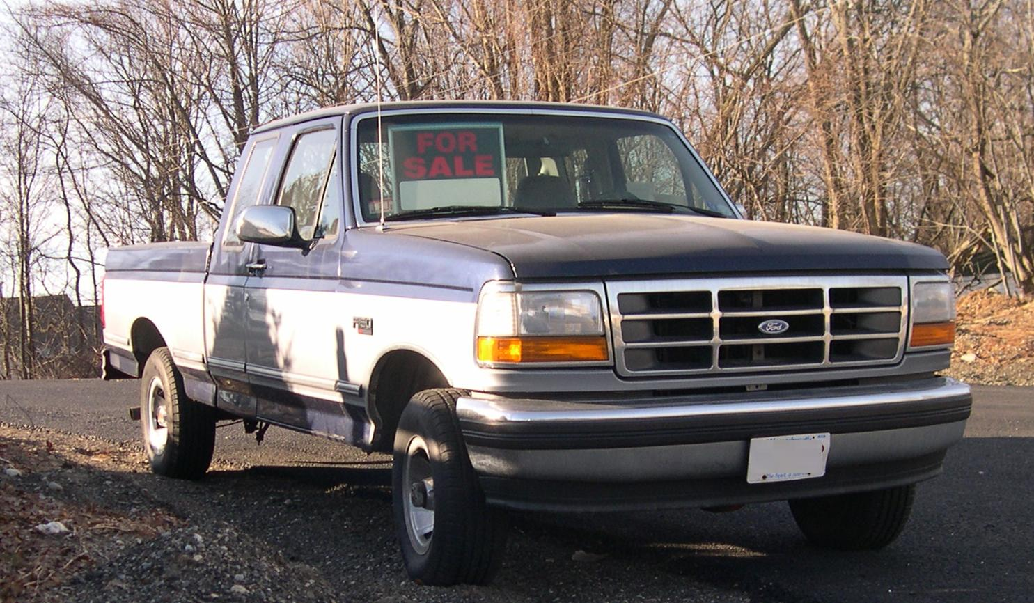 1994 Ford F 150 Photos Informations Articles Alternator Wiring 2