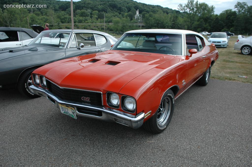 1972 Buick GS #18