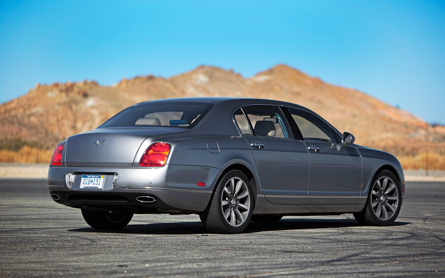 2012 Bentley Continental Flying Spur #9
