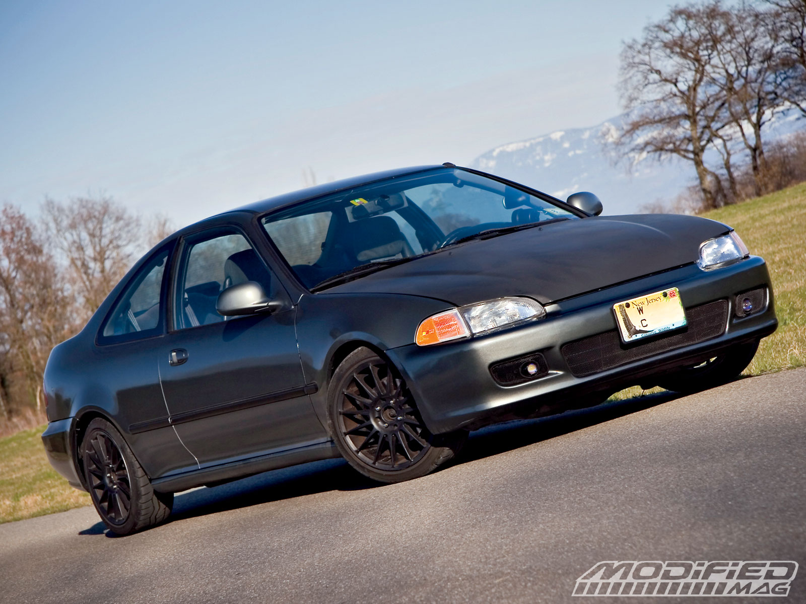1994 Honda Civic #6