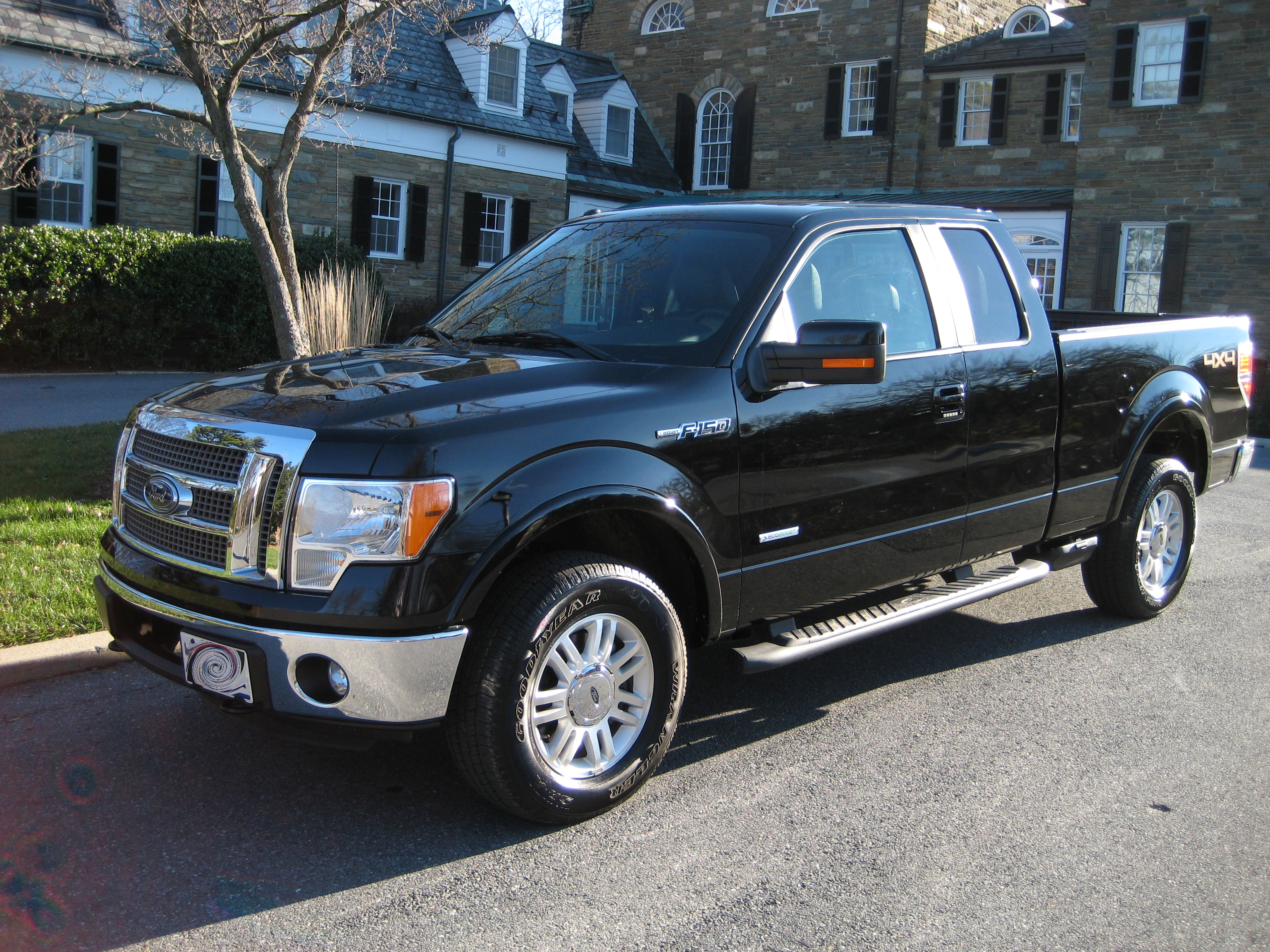 2011 Ford F-150 #13