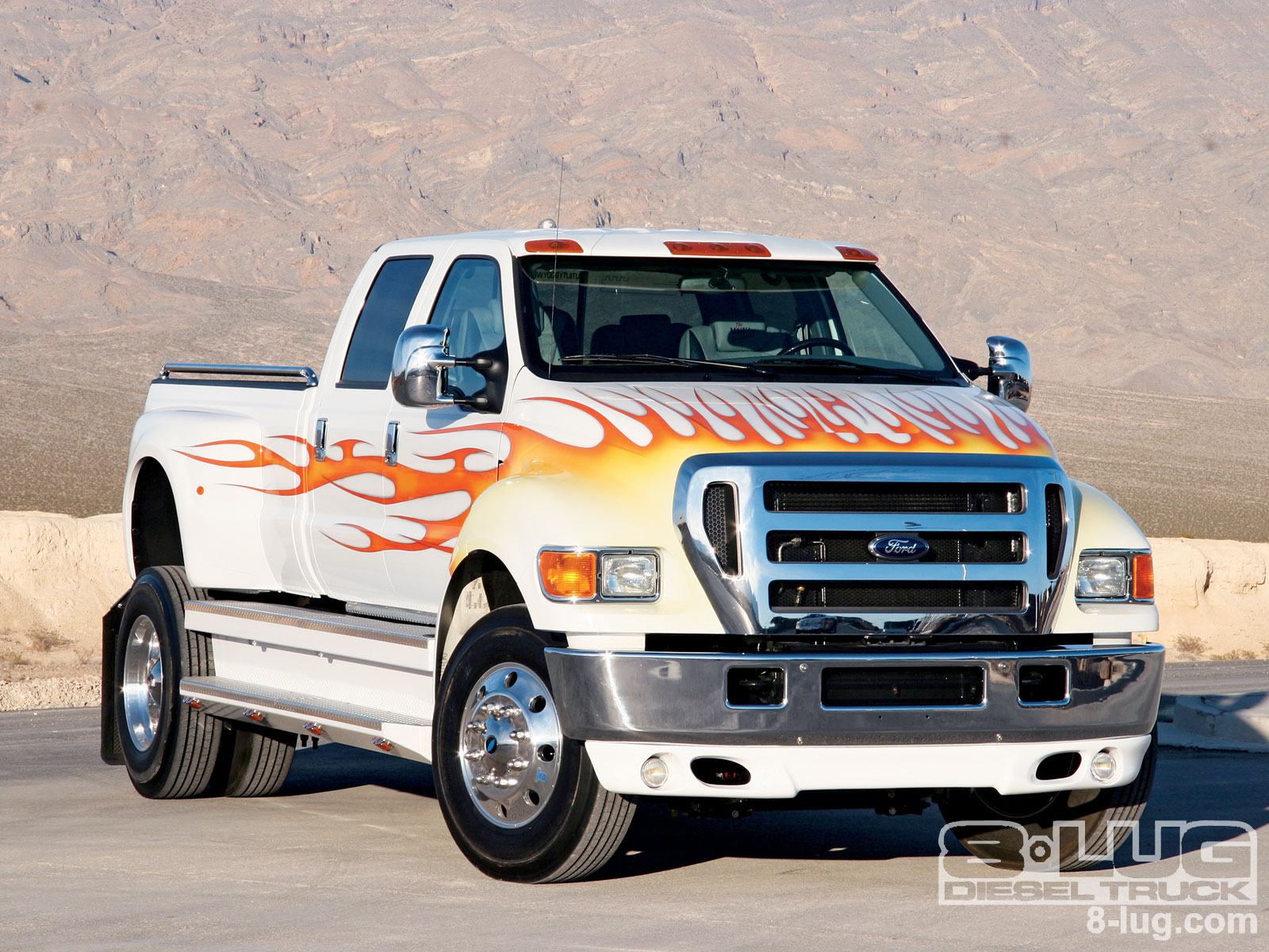 2007 Ford F-650 #10