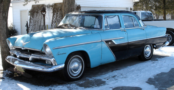1955 Plymouth Belvedere #14