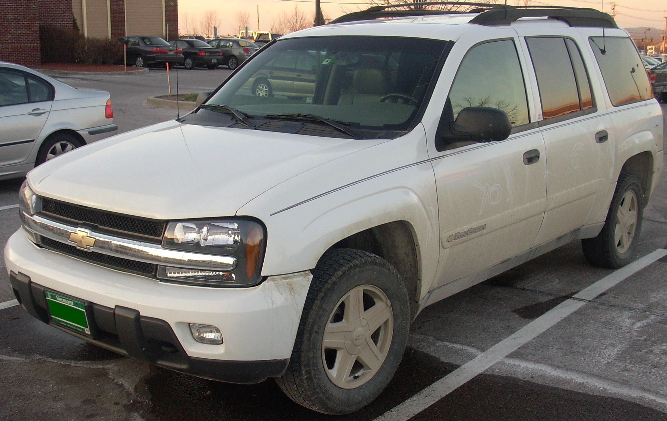2003 Chevrolet Trailblazer #5