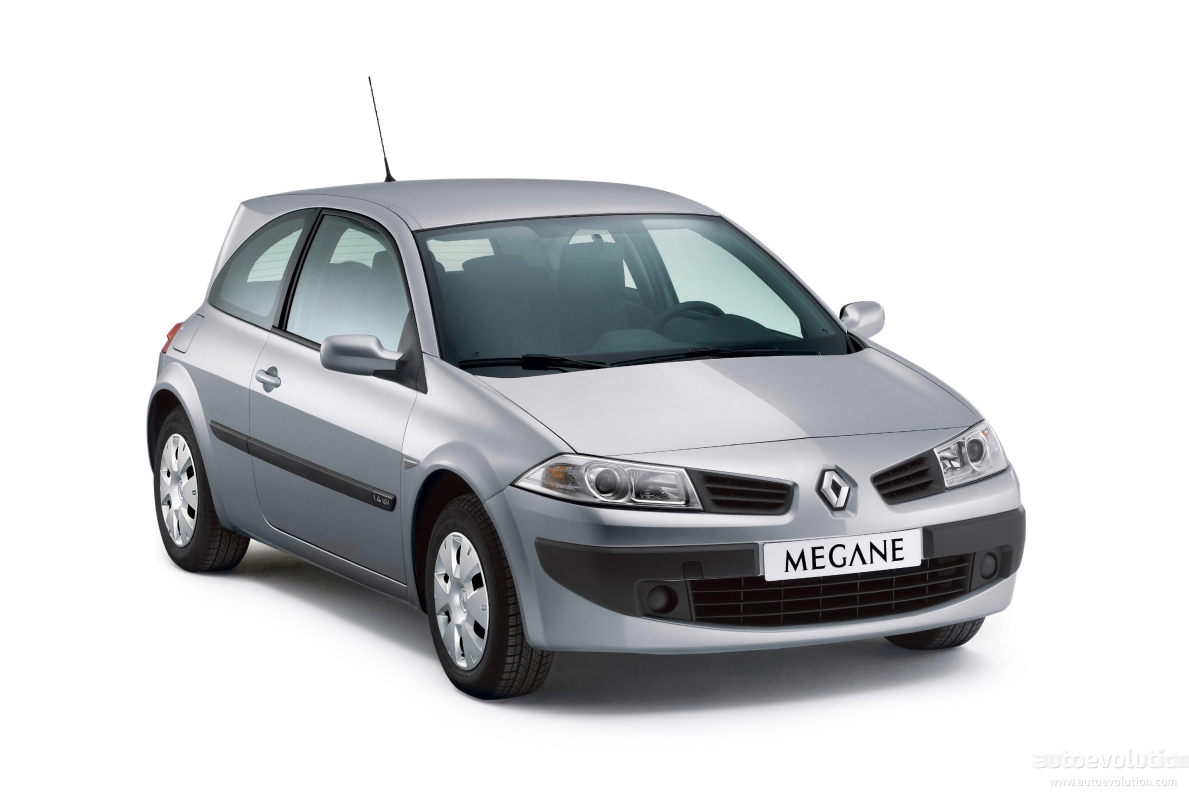 2006 Renault Megane Photos Informations Articles