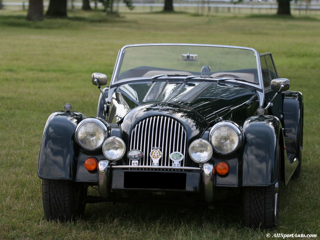 1996 Morgan Plus 4 #4
