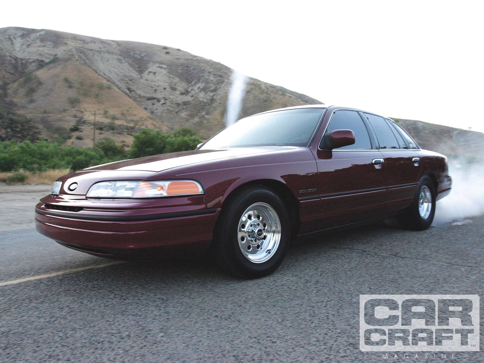 1992 Ford Crown Victoria #13