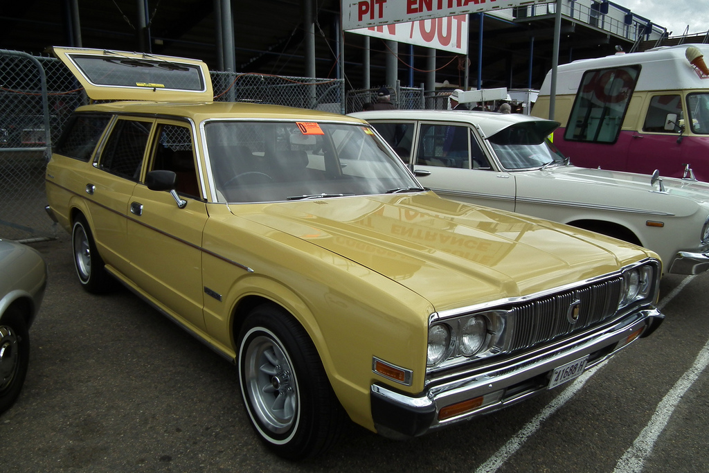 1975 Toyota Crown #5