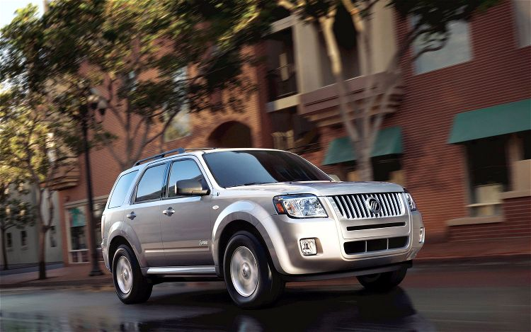 2010 Mercury Mountaineer #3
