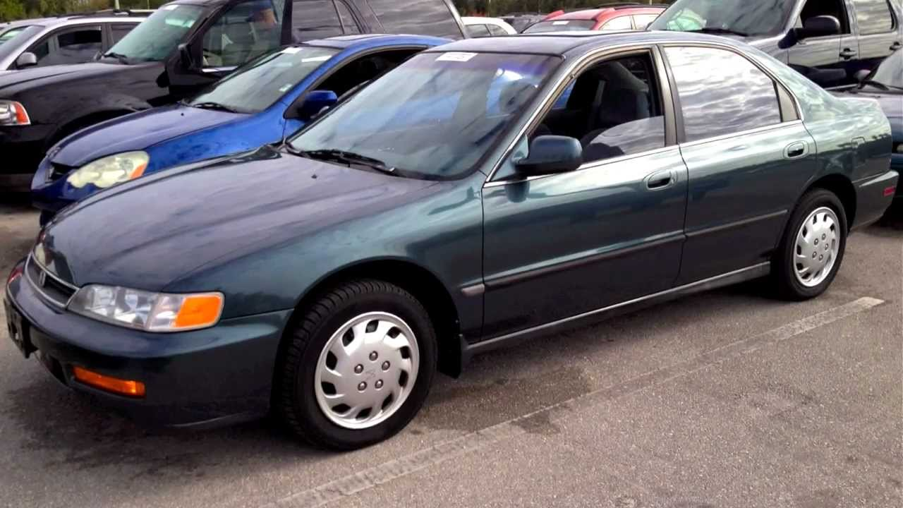 1996 Honda Accord #1