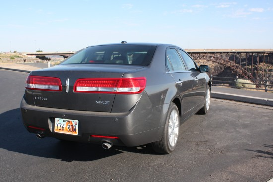2012 Lincoln Mkz #12