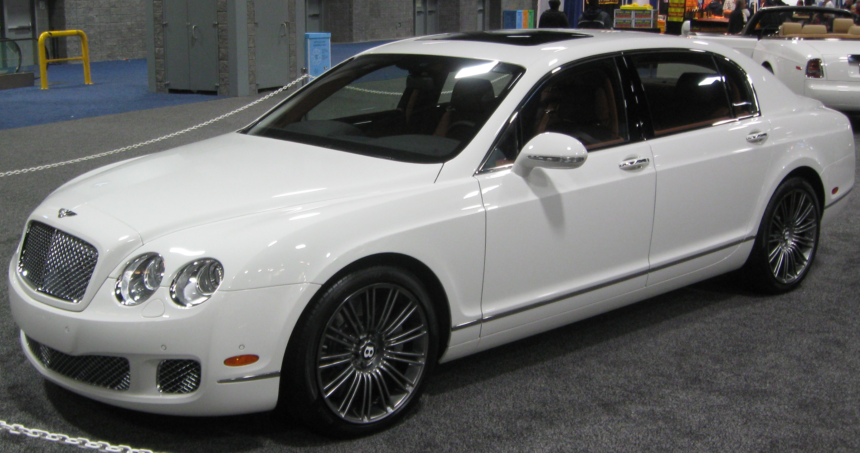 2011 Bentley Continental Flying Spur Speed #13