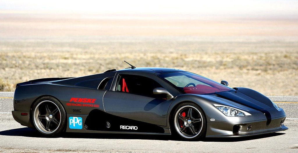 2006 SSC Ultimate Aero #12