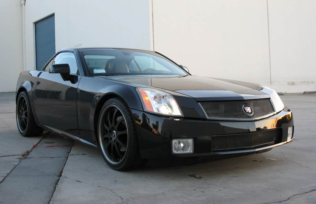cadillac xlr v photos informations articles. Black Bedroom Furniture Sets. Home Design Ideas