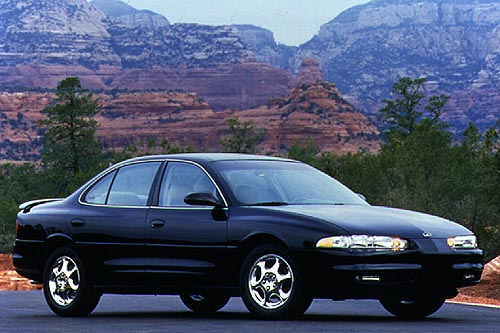 Oldsmobile Intrigue #3
