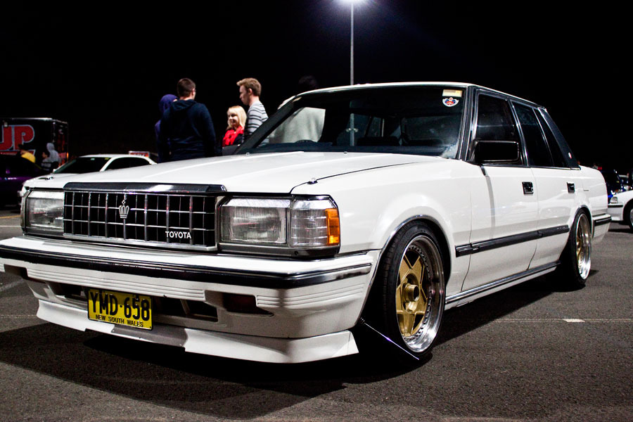 1984 Toyota Crown #11
