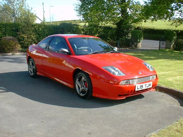 1999 Fiat Coupe #2