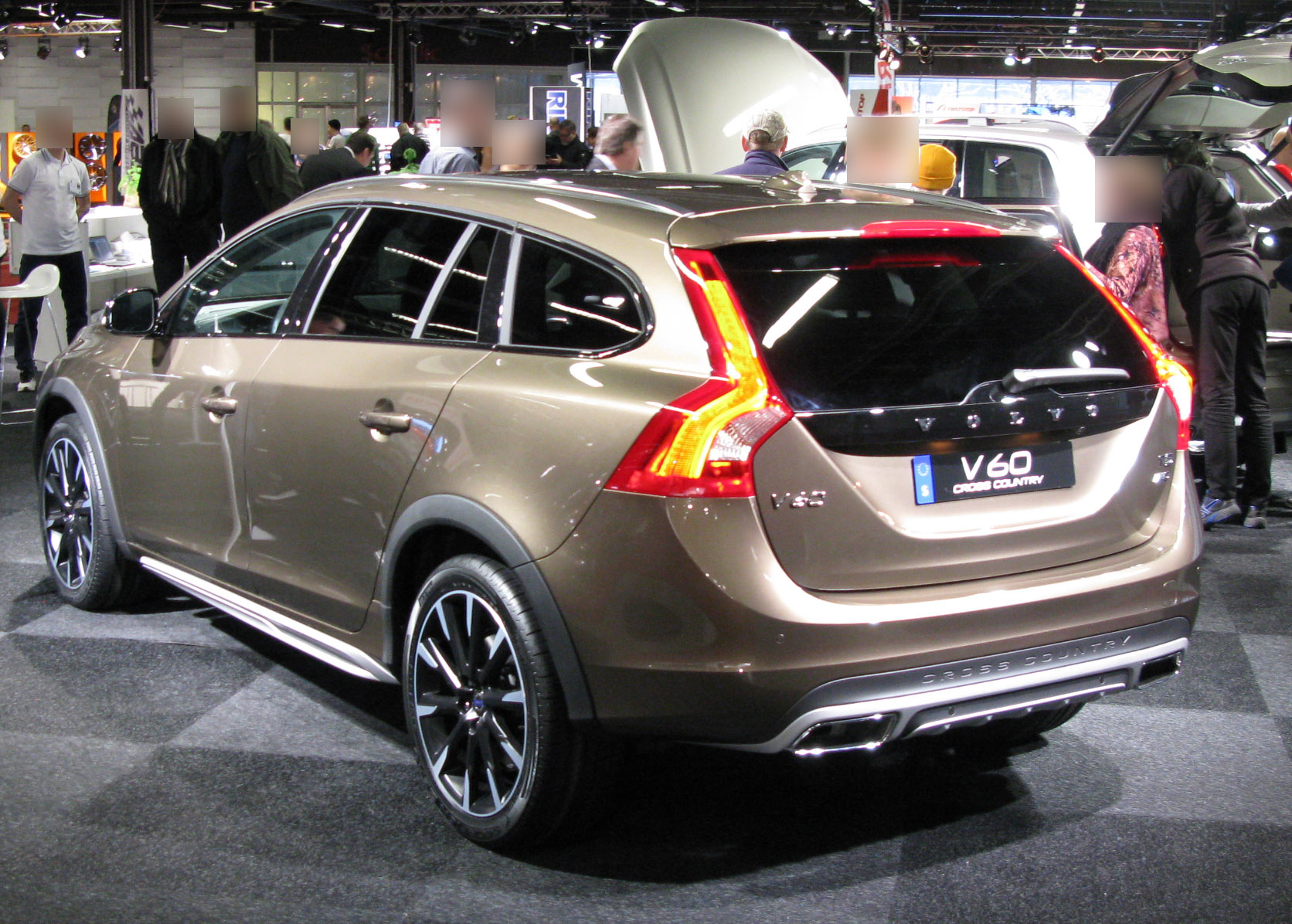Volvo V60 Cross Country #5