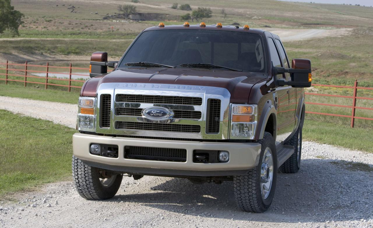 2008 Ford F-250 Super Duty #10