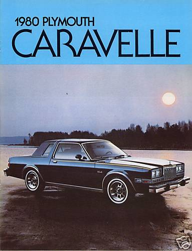 1984 Plymouth Caravelle #14